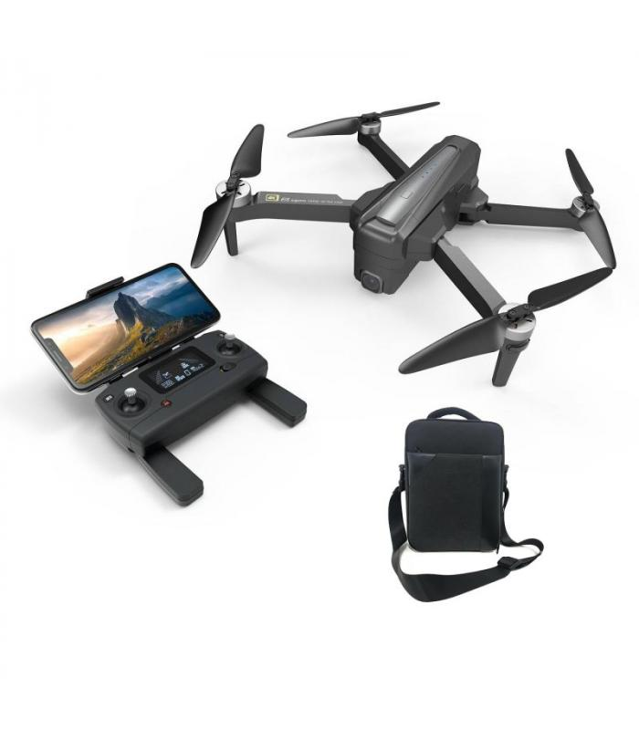 Квадрокоптер MJX B12 EIS камера 4K 5G WIFI RTF с сумкой