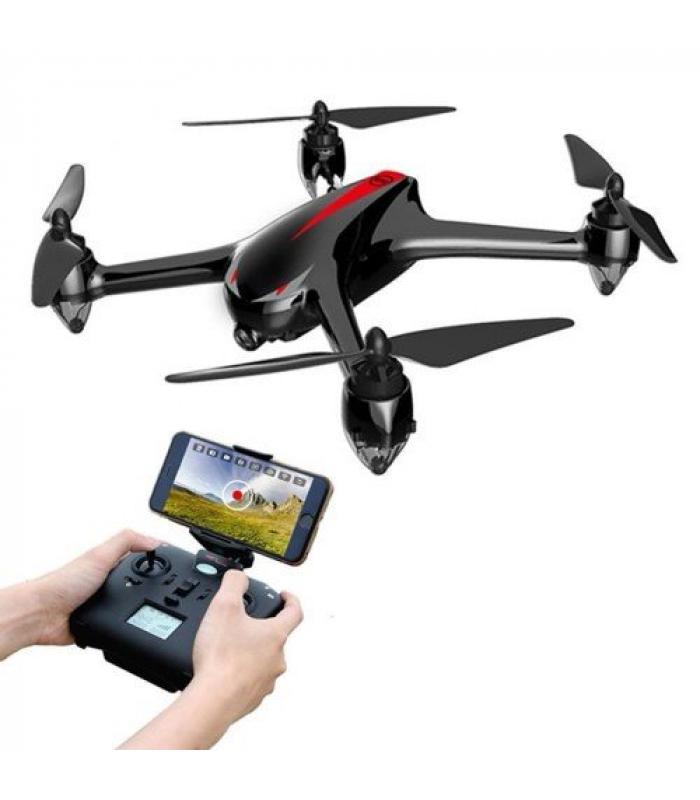 Квадрокоптер MJX Bugs 2 GPS FPV WiFi