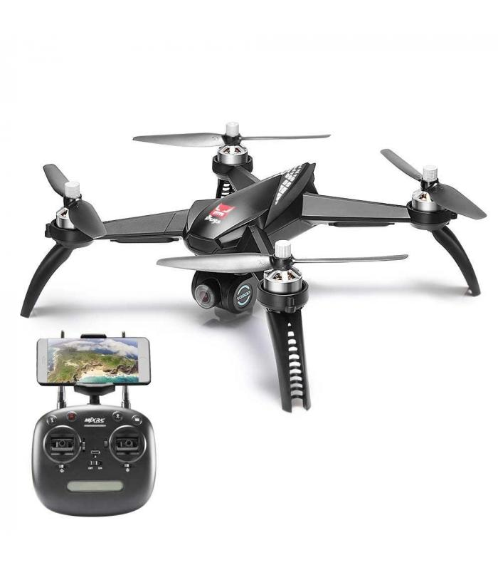 Квадрокоптер MJX Bugs 5W GPS FPV WiFi камерой