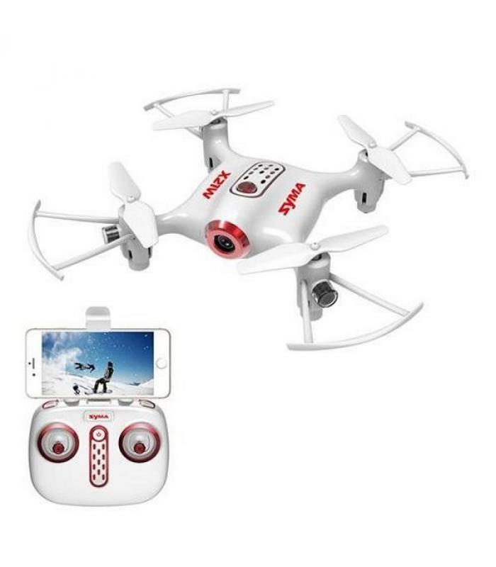 Квадрокоптер Syma X21W с камерой WiFi