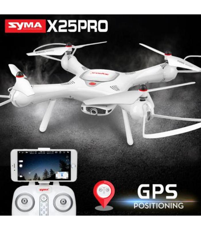 Квадрокоптер Syma X25PRO с FPV камерой,GPS, барометром.