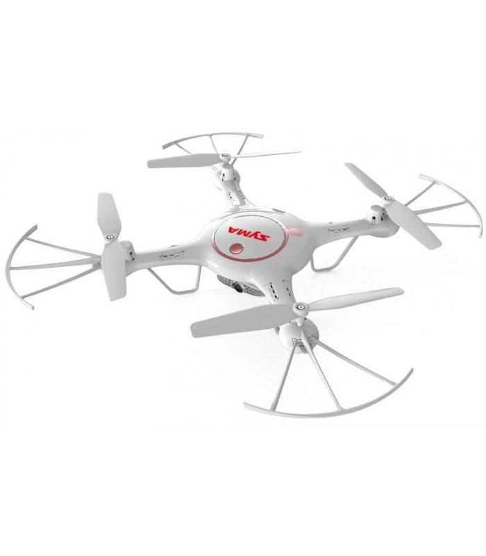 Квадрокоптер Syma X5UW-D управляемая FPV Wi-Fi камера с пульта 2.4G