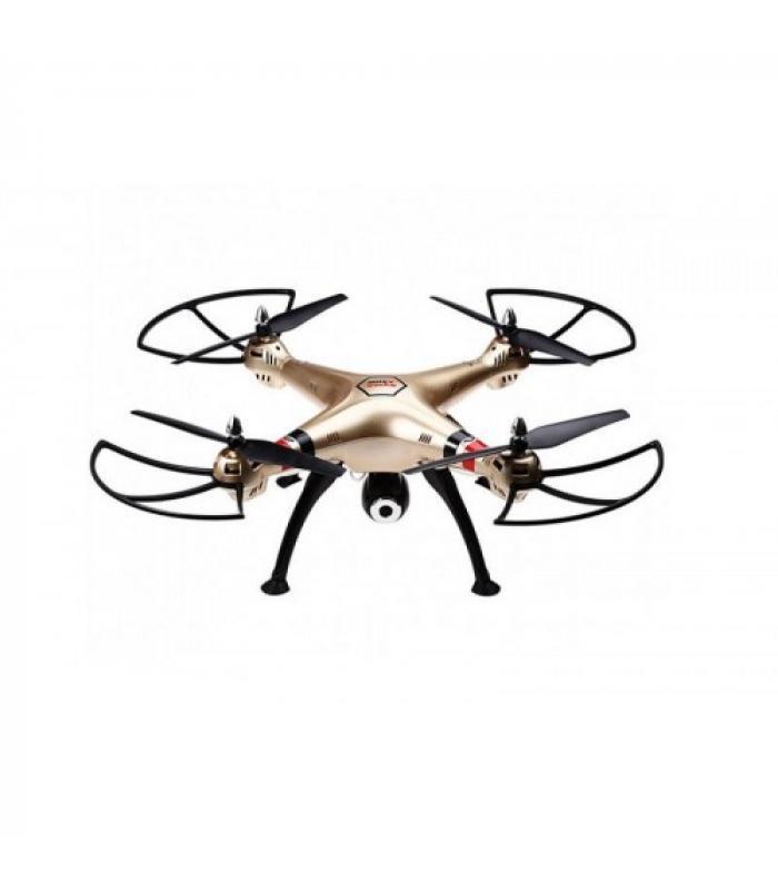 Квадрокоптер SYMA X8HC с HD камерой + барометр