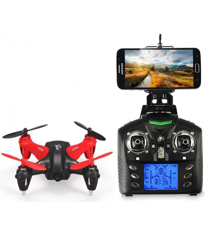 Квадрокоптер WL toys с камерой WIFI FPV - WLT-Q242-K