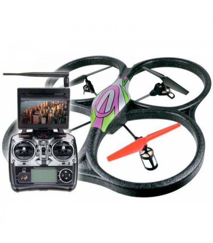 Квадрокоптер WLToys V666N FPV-с трансляцией видео на пульт