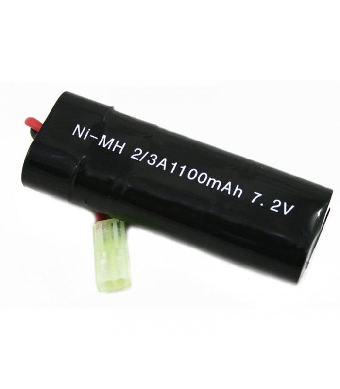 Аккумуляторная батарея Ni-MH 1100мАч, 7.2V