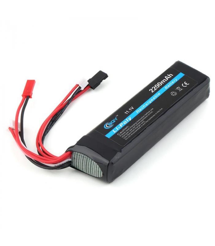 Бортовой аккумулятор 11.1V 2200mAh для пульта