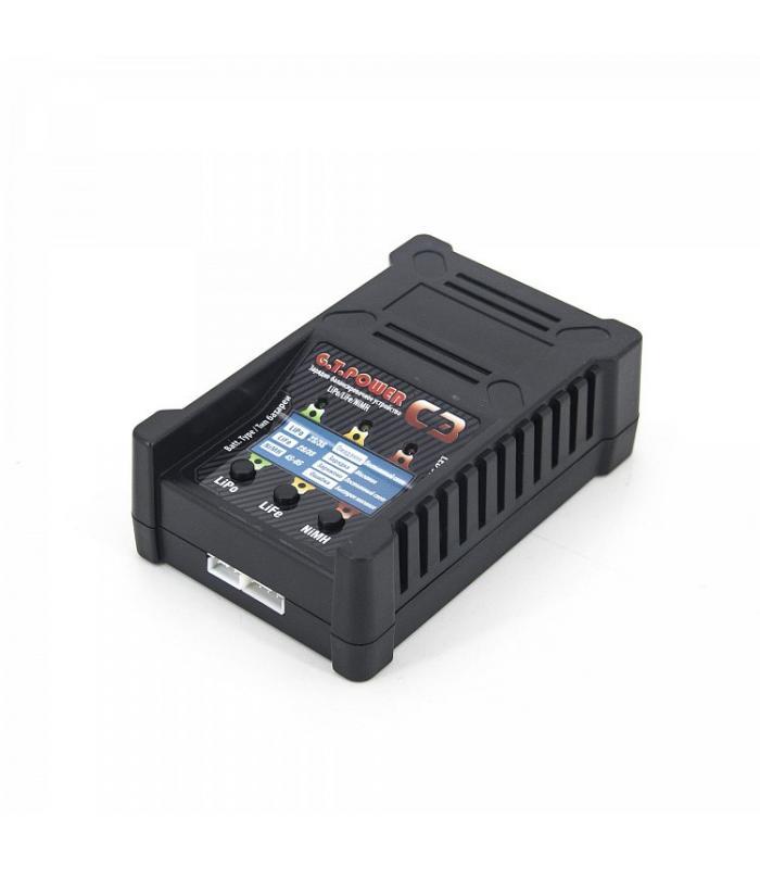 Универсальное зарядное устройство G.T.POWER C3 2A 16W с балансиром