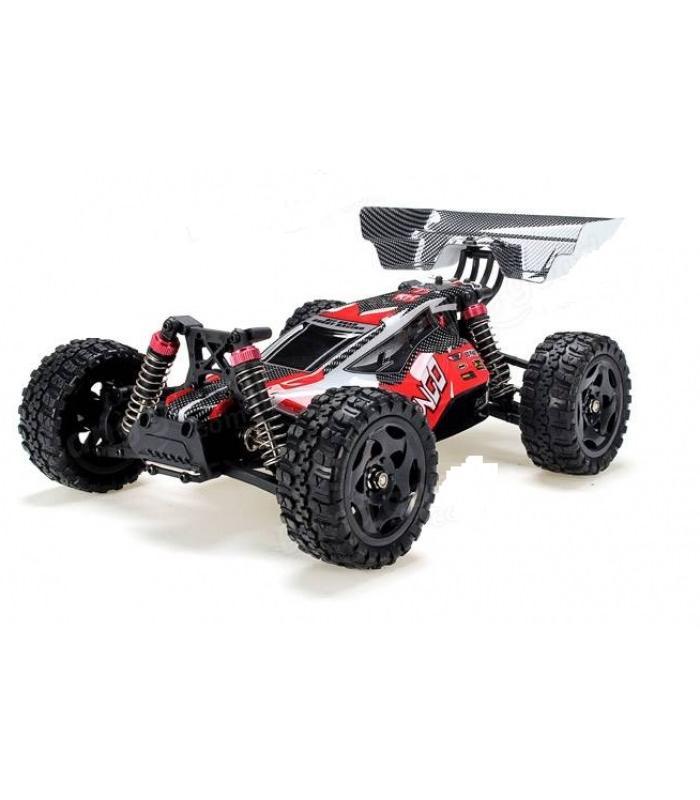 Багги Remo Hobby Dingo RH1651 4WD RTR 1:16 влагозащита