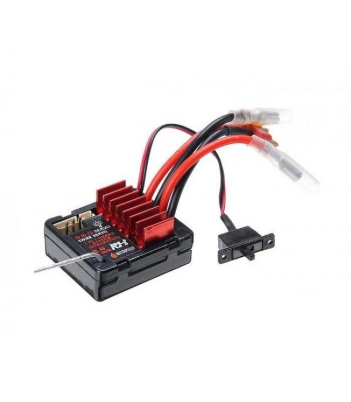 E9901-V1 Регулятор скорости для Remo Hobby S-evor 1/16
