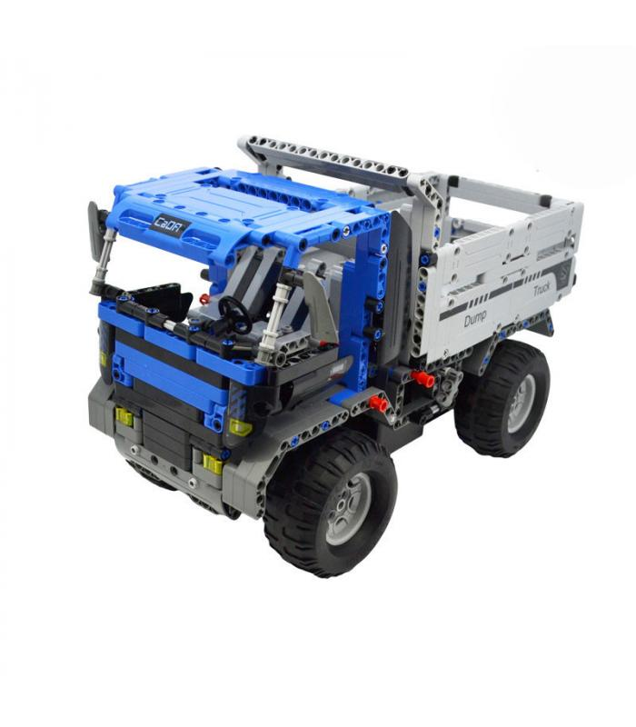 Радиоуправляемый конструктор-грузовик Double Eagle C51017W