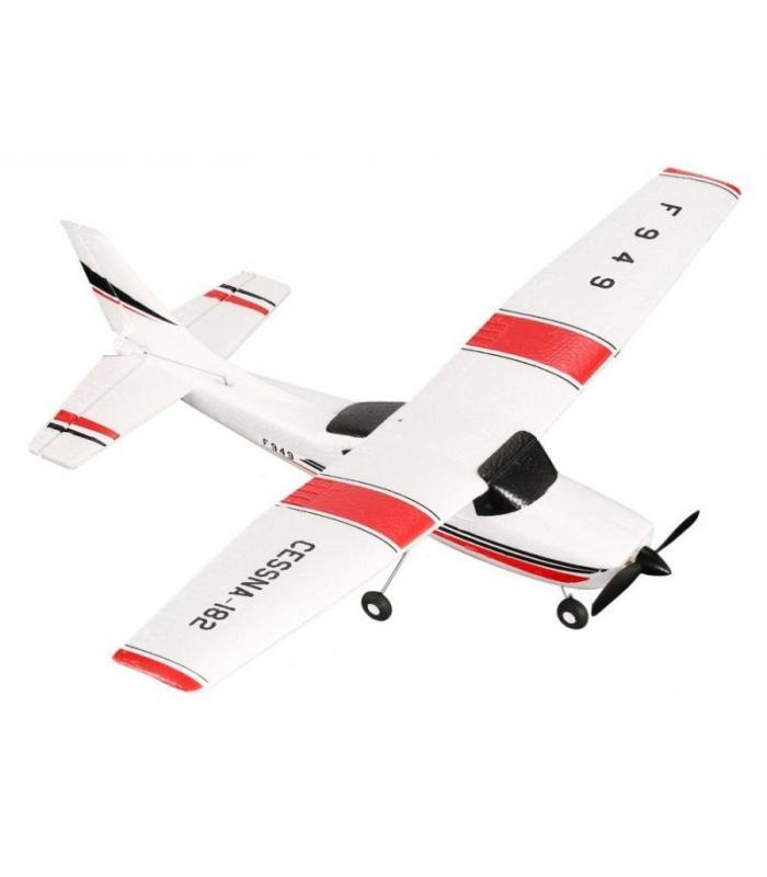 Радиоуправляемый самолет WL Toys F949S Cessna 182 6-AXIS GYRO 2.4G