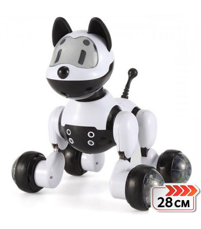 Интерактивная собака Youdy с управлением голосом и руками - MG014