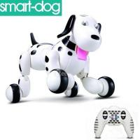 Радиоуправляемая робот-собака HappyCow Smart Dog 2.4G - 777-338