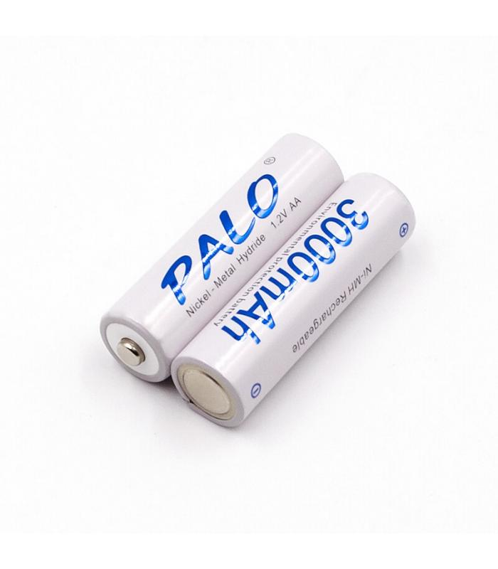 Аккумулятор Palo Ni-MH АА 3000 mAh