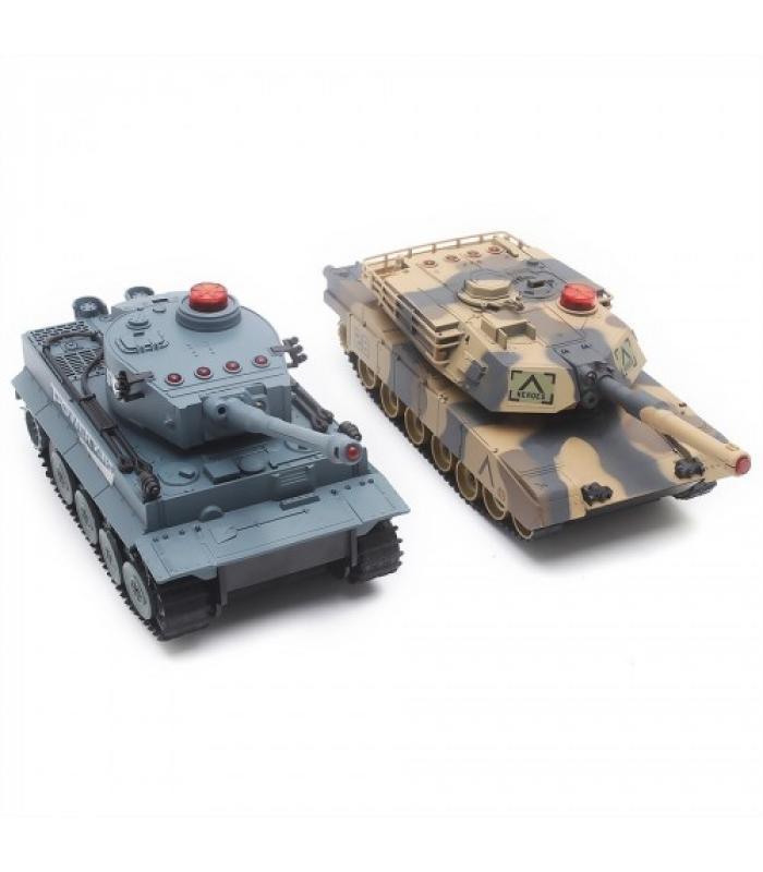 Танковый бой Huan Qi 508-10