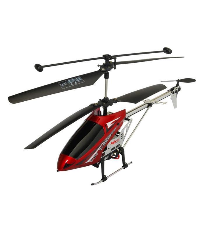 Радиоуправляемый вертолет MJX T64 Shuttle 2.4G с гироскопом (43 см)