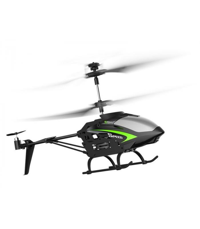 Радиоуправляемый вертолет Syma S5H RTF 2.4G