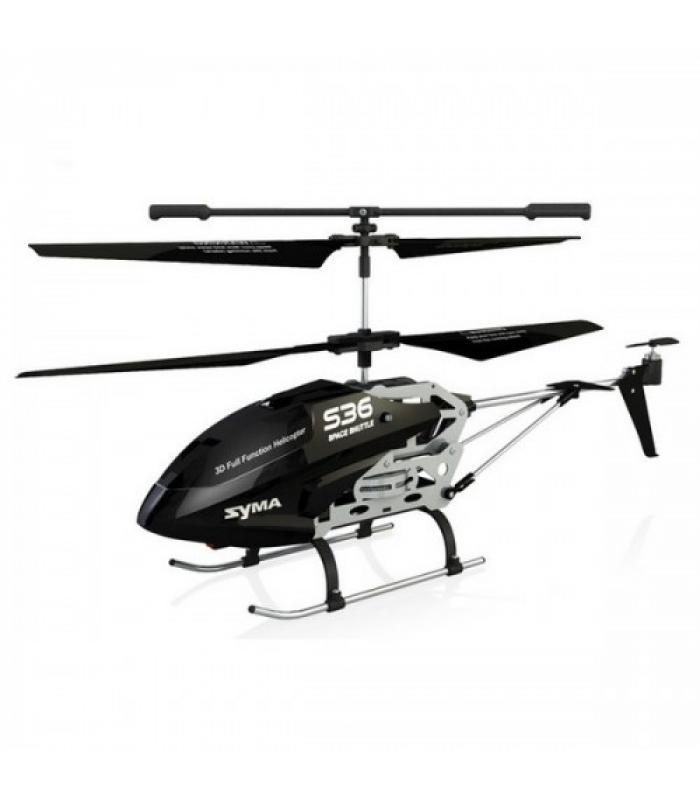 Радиоуправляемый вертолет Syma S36 с гироскопом
