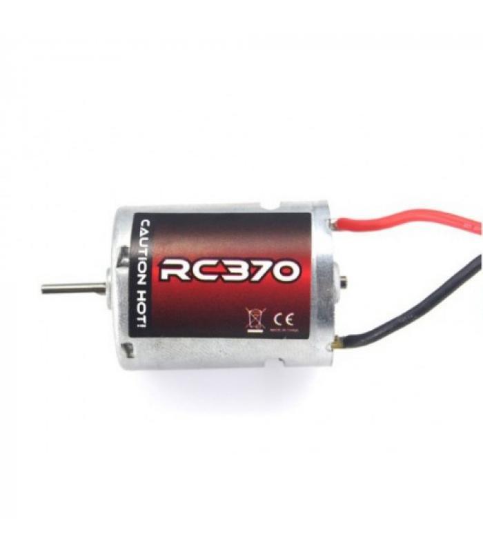 HI28026 Мотор коллекторный RC370
