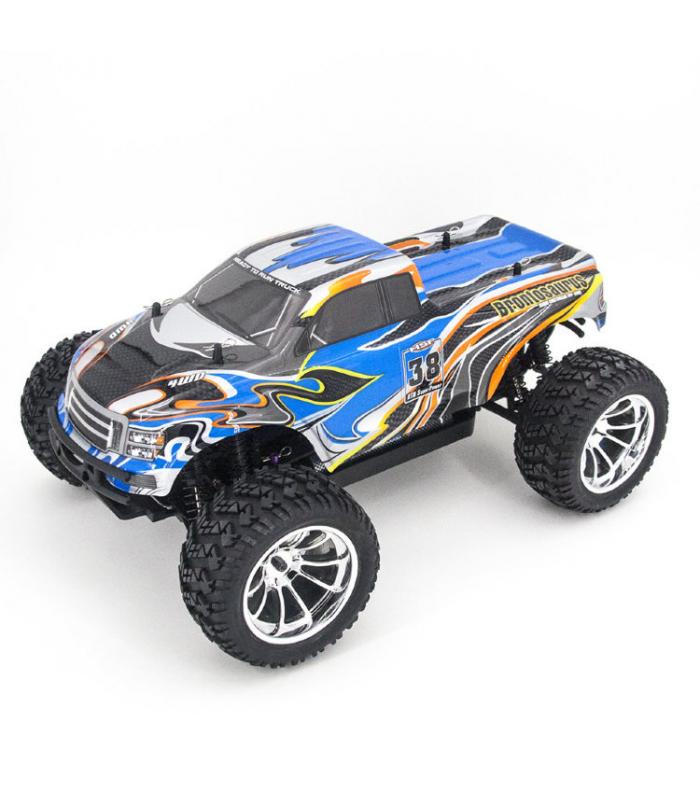 Джип HSP CRAZYIST 4WD 1:10 - 94211 - 2.4G
