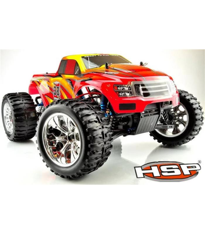 Джип HSP Electric Off-Road Car 4WD 1:10 - 94111 - 2.4G