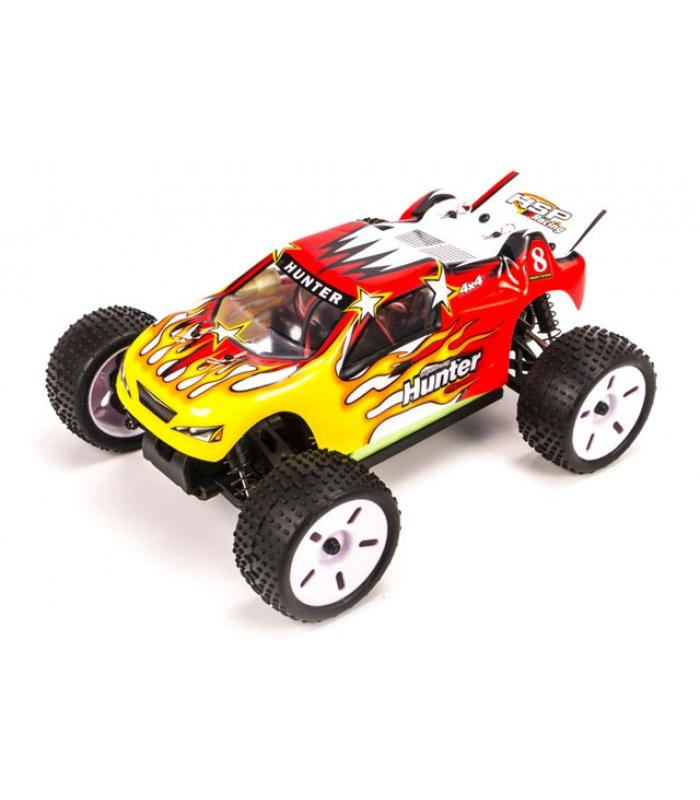 Внедорожник HSP Electric Truggy Hunter 4WD 1:16 - 94183 - 2.4G