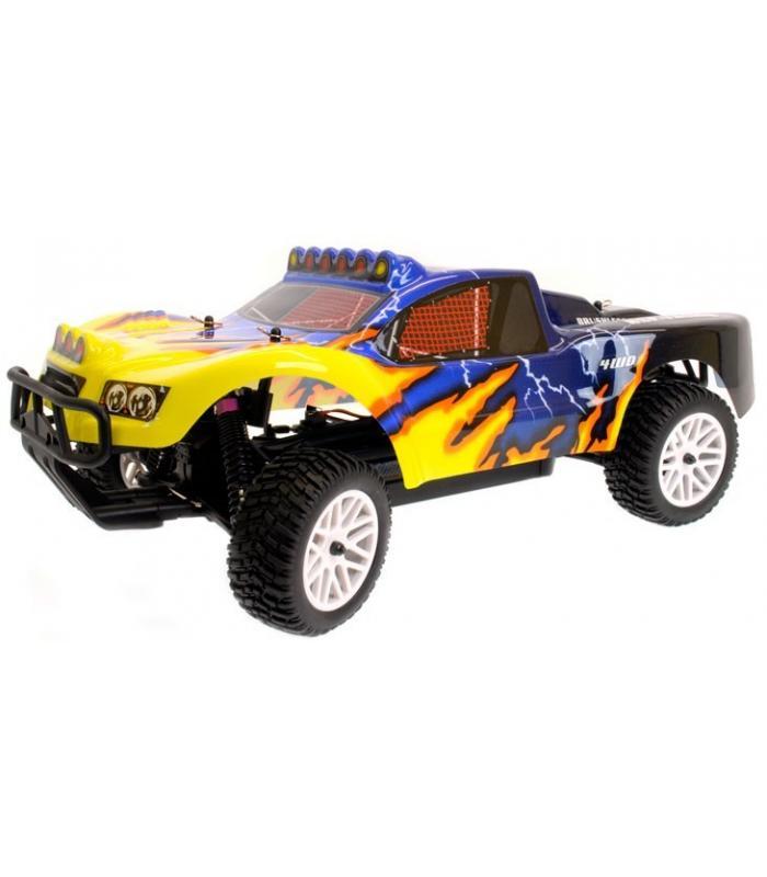 Радиоуправляемый внедорожник HSP LIGHTNING ралли-кросс 4WD 1:10 - 94270 - 2.4G