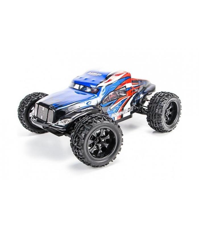 Внедорожник HSP Monster 4WD 1:10 - 94204 - 2.4G