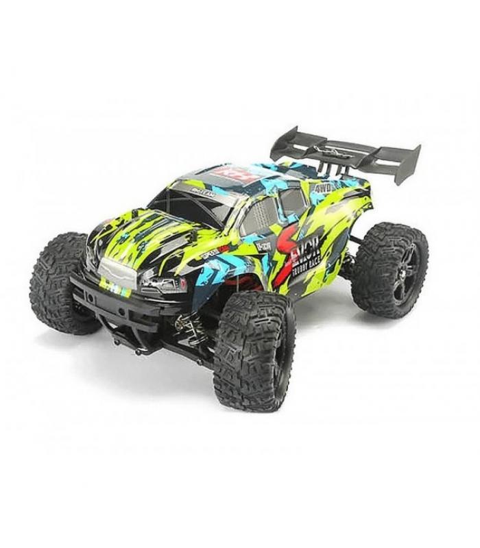 Трагги Remo Hobby S-EVOR 4WD масштаб 1:16 2.4G - RH1661
